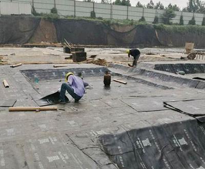 防水补漏工程案例