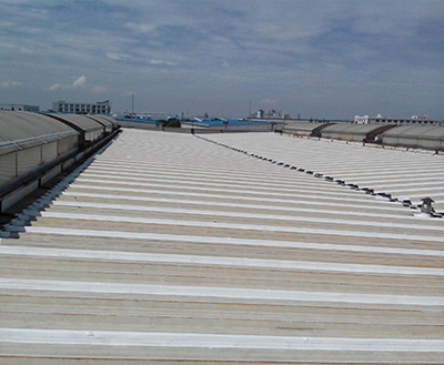 厂房屋顶防水