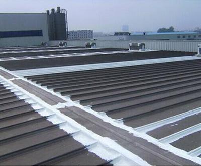 屋顶防水工程案例